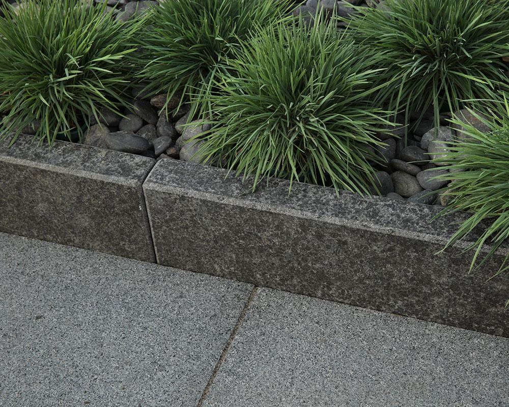 Landscape Edging Granite : Arctic granite garden edging stonemarket