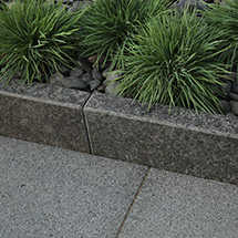 Arctic Granite Edging