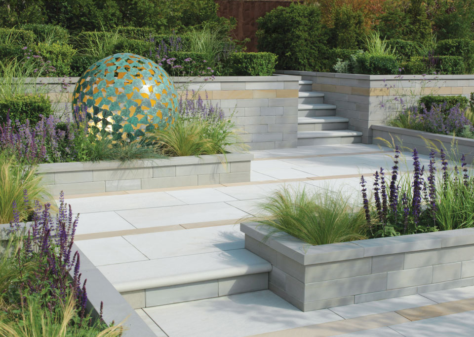 Avant Garde Natural Stone Garden Walling Stonemarket