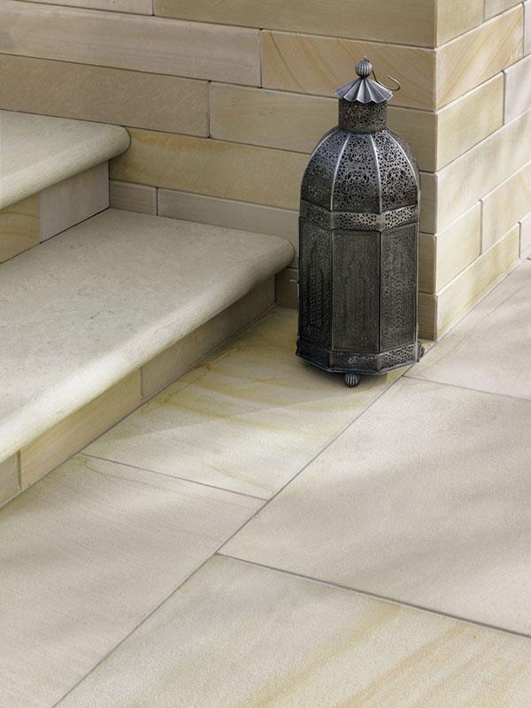 Avant-Garde Natural Stone Steps