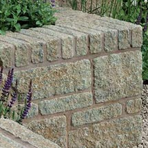 View Carluke Split And Rumbled Garden Walling lifestyle image 1