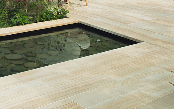 Cordara Natural Stone Paving