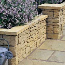Local Market Tool >> Carluke Garden Walling in Spilt & Rumbled | Stonemarket