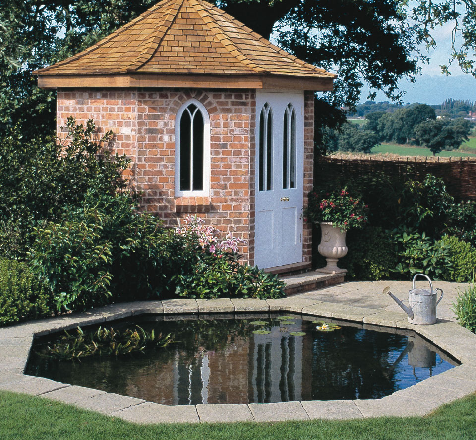 Cottage Replica Reclaimed Handmade Garden Bricks Stonemarket