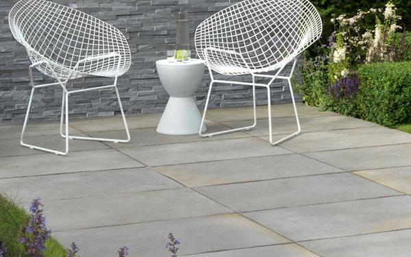 Dorian Natural Limestone Garden Paving