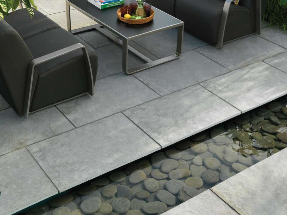 Dorian Natural Limestone Garden Paving Stonemarket
