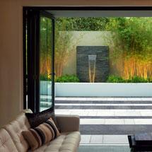 View Equinox Quartzite Garden Paving lifestyle image 1