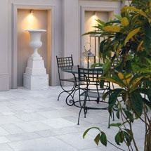 View Equinox Quartzite Garden Paving lifestyle image 2
