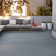 Gravity Vitrified Paving
