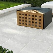 View Lorento Marble Garden Paving lifestyle image 2