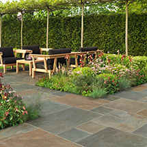 View Lucent Vitrified Paving lifestyle image 1