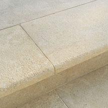 View Namera Limestone Garden Paving lifestyle image 2