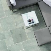 View Nordus Natural Slate Garden Paving lifestyle image 2