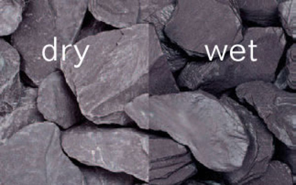 Plum Slate Decorative Chippings 20-40mm