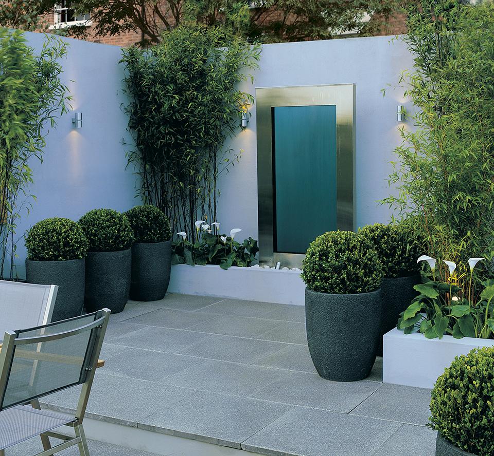 Rio Granite Effect Garden Patio Paving, Walling & Palisades ...