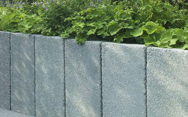 Rio Palisades Garden Walling