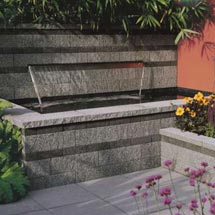 View Rio Split Faced Garden Walling lifestyle image 1