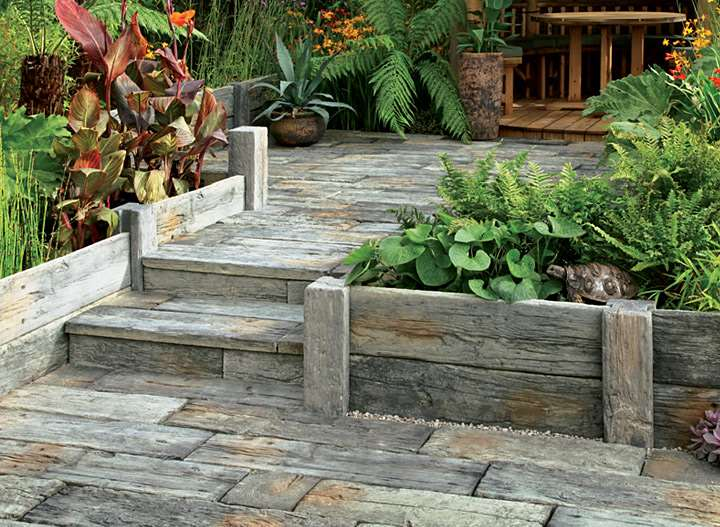 Timberstone Planters And Raised Beds Stonemarket