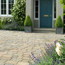 View Trident Permeapave Permeable Driveway Block Paving lifestyle image 1