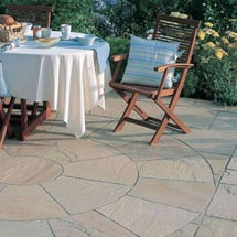 Trustone Fieldland Paving Features