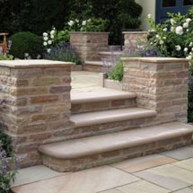 View Trustone Steps and Edgings lifestyle image 1
