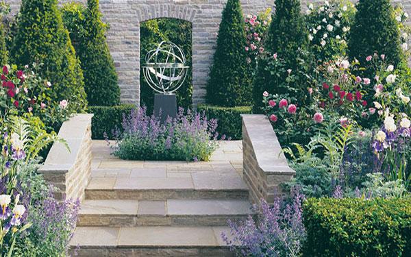 Vintage Stone Manor Sandstone Garden Paving