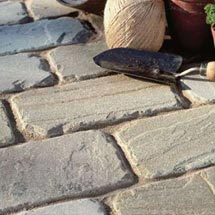 Vintage Stone Manor Setts