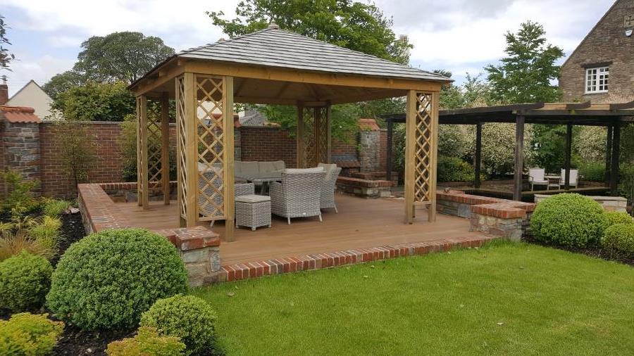Andrew Jordan Garden Design in Swindon | Garden Design
