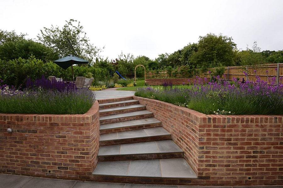 Beautiful Borders in Guildford | Garden Design