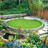 Blythe Brook Garden Design Image 1