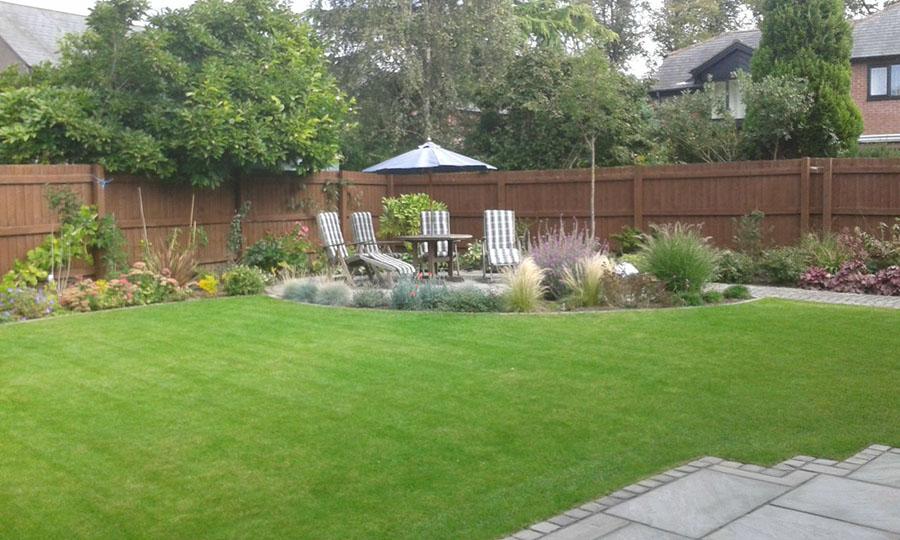C J Garden Designs in Cardiff | Garden Design