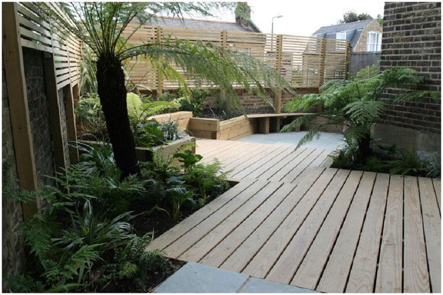 Catherine Clancy Inspired Gardens in London | Garden Design