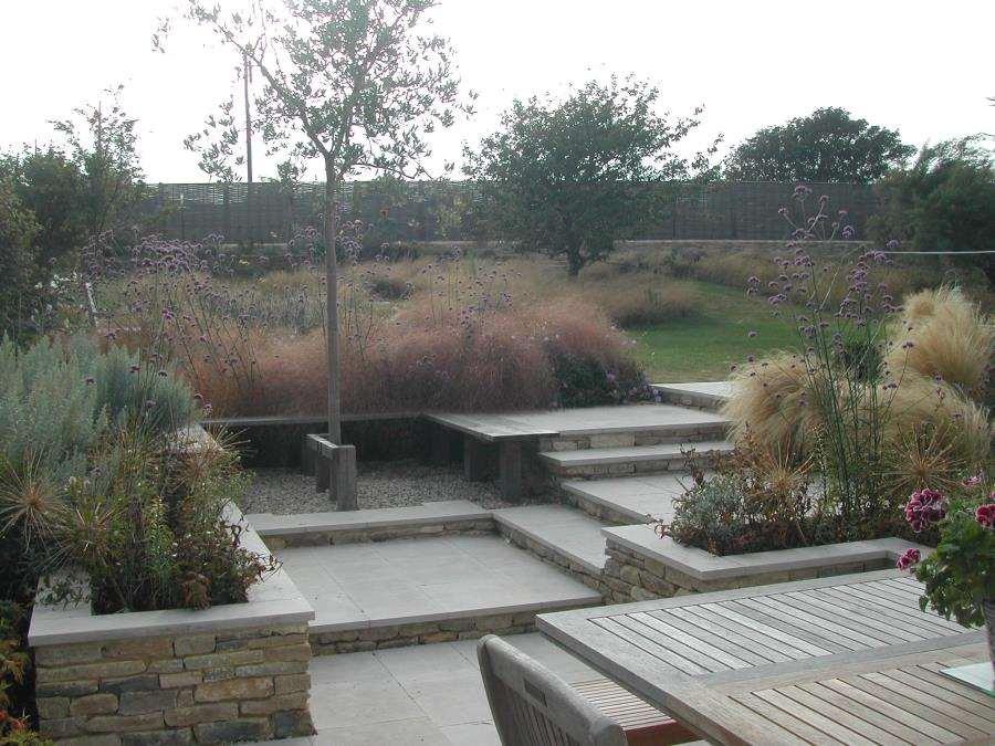 Catherine thomas landscape garden design ltd in for Create landscaping ltd