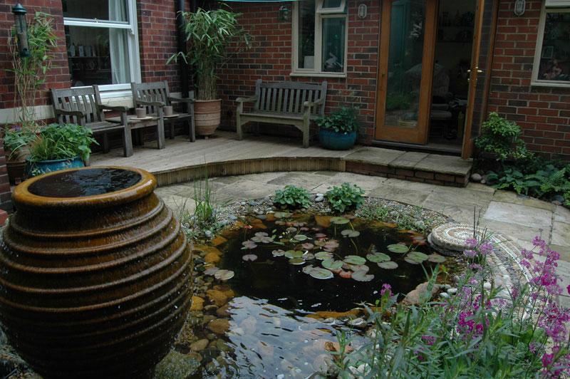 Earthworks Garden Design in Leeds | Garden Design