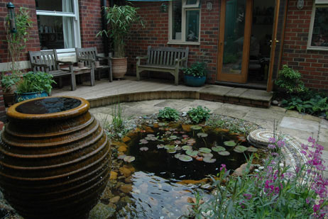 Earthworks Garden Design in Leeds | Garden Design
