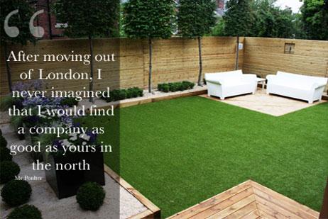 Inspired Garden Design Ltd in Sheffield Garden Design