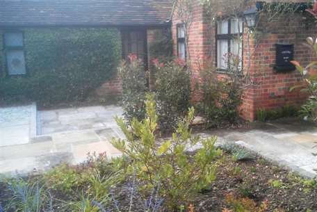 Ahead Garden Design Services Ltd