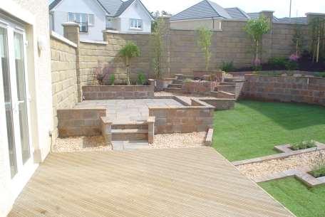 Do Me A Favour in Glasgow Garden Design