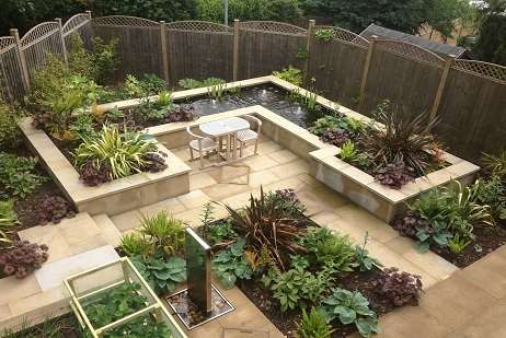 Full Circle Garden Design & Construction
