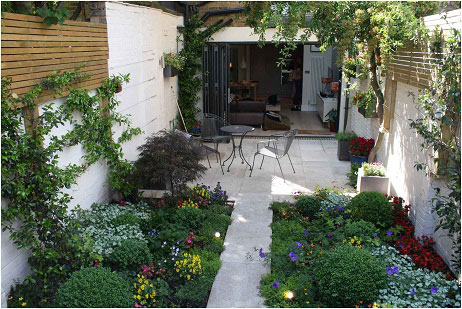 Catherine Clancy Inspired Gardens In London Garden Design Gorgeous London Garden Design Design