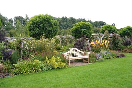 Tapestry Garden Design