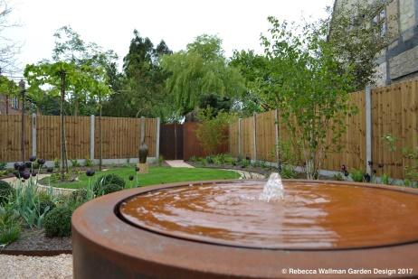 Rebecca Wallman Garden Design