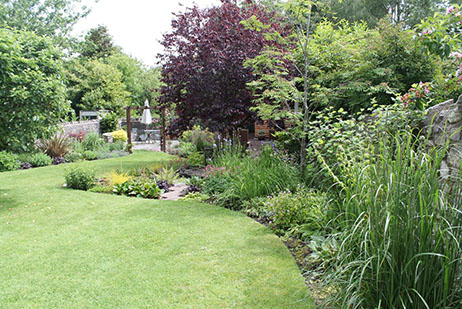 c j garden designs in cardiff garden design