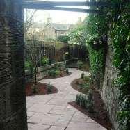 Motif Garden Design Image 4