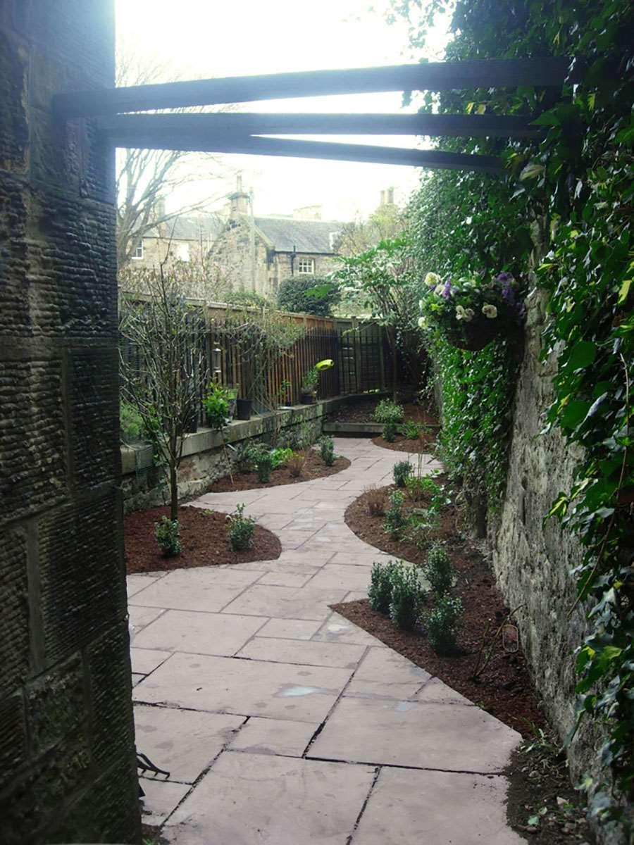 Motif Garden Design in Edinburgh | Garden Design