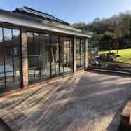 New Barn Garden Design Image 5
