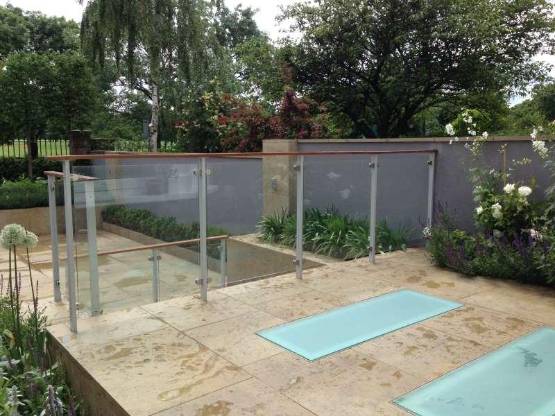 Garden designer image gallery stonemarket for Landscape design leeds