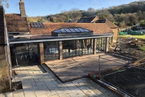 New Barn Garden Design