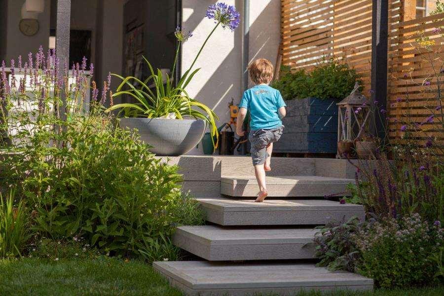 Garden Design Examples simon orchard garden design in london | garden design