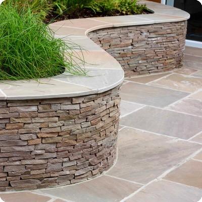Garden designer image gallery stonemarket for Compound garden designs